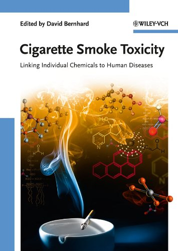 9783527326815: Cigarette Smoke Toxicity: Linking Individual Chemicals to Human Diseases