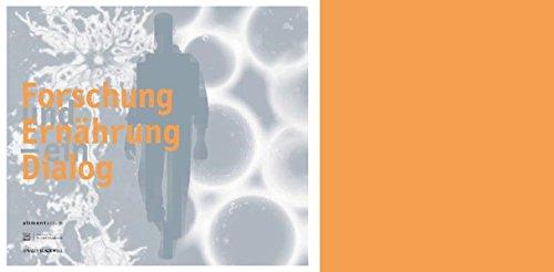 9783527326914: Forschung und Ernährung - Ein Dialog: Ein Dialog