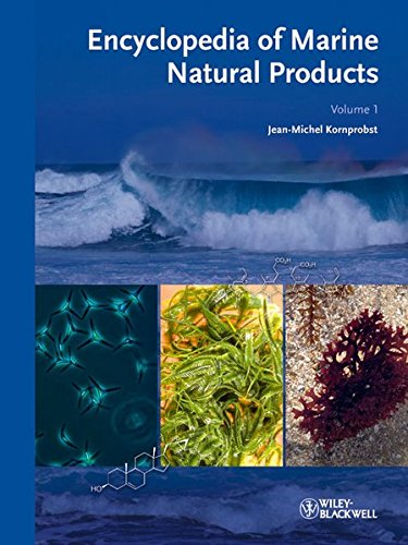 9783527327034: Encyclopedia of Marine Natural Products