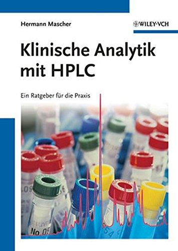 Klinische Analytik mit HPLC: Hermann Mascher