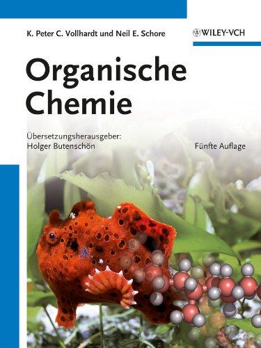 9783527327546: Organische Chemie (English and German Edition)