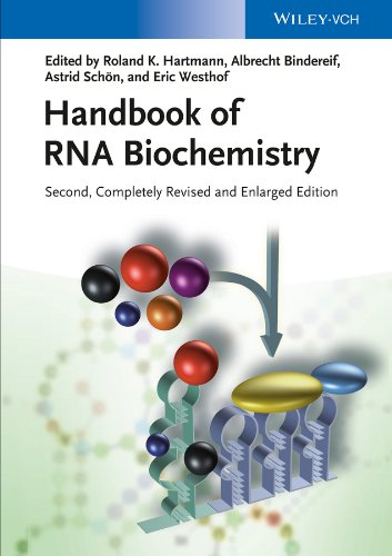 9783527327645: Handbook of RNA Biochemistry, 2 Volume Set