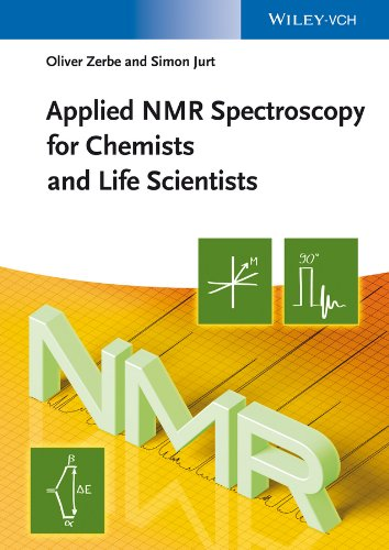 9783527327744: Applied NMR Spectroscopy for Chemists and Life Scientists