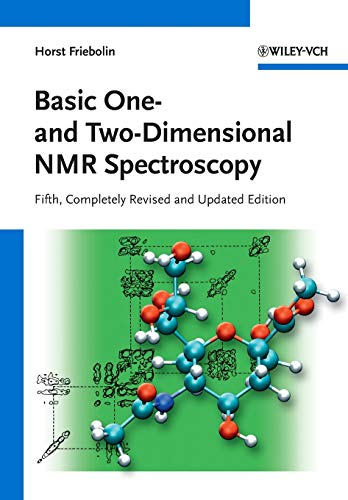 9783527327829: Basic One- and Two-Dimensional NMR Spectroscopy