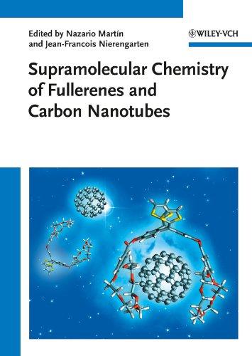 9783527327898: Supramolecular Chemistry of Fullerenes and Carbon Nanotubes