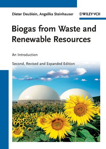 9783527327980: Biogas from Waste and Renewable Resources: An Introduction