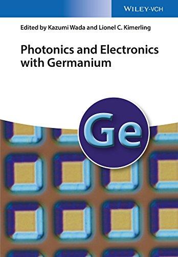 9783527328215: Photonics and Electronics with Germanium