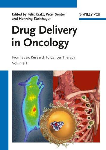 Drug Delivery in Oncology (Hardcover): Felix Kratz