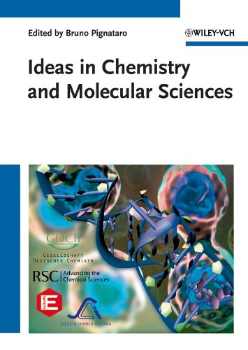 9783527328758: Ideas in Chemistry and Molecular Sciences