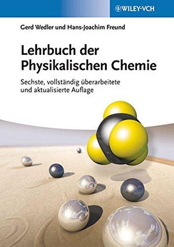 9783527329090: Lehrbuch der Physikalischen Chemie