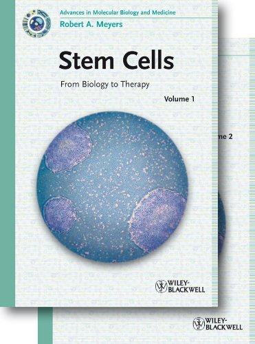 Stem Cells: Robert A. Meyers