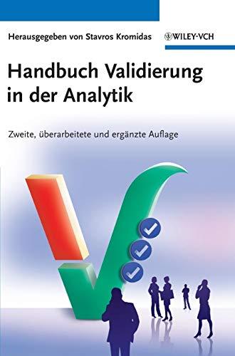 9783527329380: Handbuch Validierung in der Analytik (German Edition)