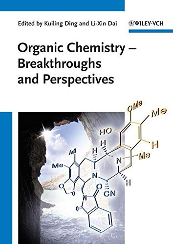 9783527329632: Organic Chemistry: Breakthroughs and Perspectives