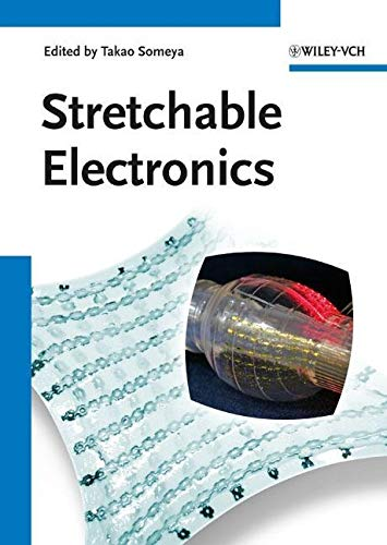 Stretchable Electronics 9783527329786 On a daily basis, our requirements for technology become more innovative and creative and the field of electronics is helping to lead the way to more advanced appliances. This book gathers and evaluates the materials, designs, models, and technologies that enable the fabrication of fully elastic electronic devices that can tolerate high strain. Written by some of the most outstanding scientists in the field, it lays down the undisputed knowledge on how to make electronics withstand stretching. This monograph provides a review of the specific applications that directly benefit from highly compliant electronics, including transistors, photonic devices, and sensors. In addition to stretchable devices, the topic of ultraflexible electronics is treated, highlighting its upcoming significance for the industrial-scale production of electronic goods for the consumer. Divided into four parts covering: * Theory * Materials and Processes * Circuit Boards * Devices and Applications An unprecedented overview of this thriving area of research that nobody in the field - or intending to enter it - can afford to miss.