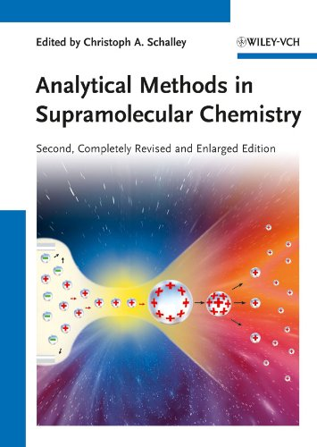 Analytical Methods in Supramolecular Chemistry: Christoph A. Schalley