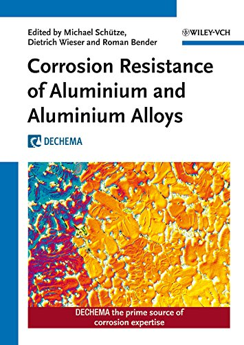 9783527330010: Corrosion Resistance of Aluminium and Aluminium Alloys (Kreysa Continuation Series)