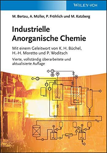 9783527330195: Industrielle Anorganische Chemie