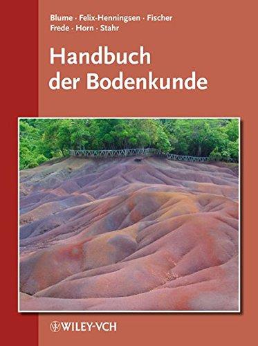 9783527330256: Handbuch der Bodenkunde: 39. Ergänzungslieferung
