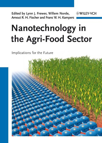 Nanotechnology in the Agri-Food Sector : Implications: Norde, Willem (edt);