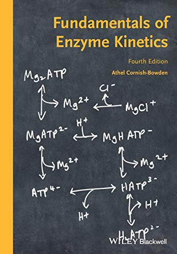 9783527330744: Fundamentals of Enzyme Kinetics