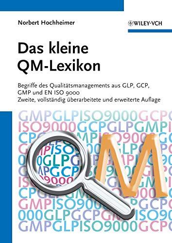 Das kleine QM-Lexikon: Norbert Hochheimer