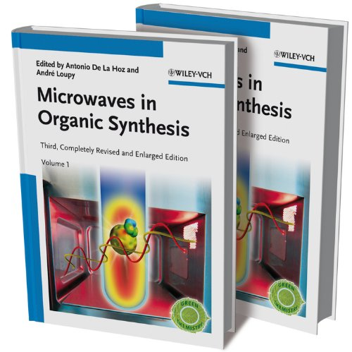 9783527331161: Microwaves in Organic Synthesis, 2 Volume Set