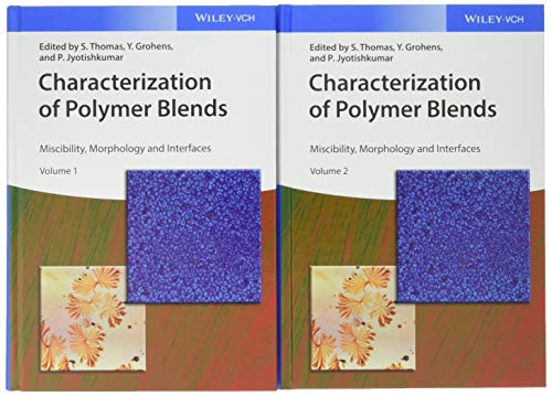 9783527331536: Characterization of Polymer Blends: Miscibility, Morphology and Interfaces