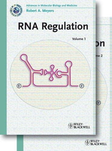 9783527331567: RNA Regulation, 2 Volume Set (Current Topics from the Encyclopedia of Molecular Cell Biology and Molecular Medicine)