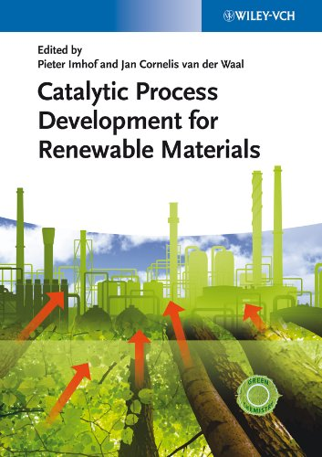 Catalytic Process Development for Renewable Materials: Pieter Imhof (Editor),