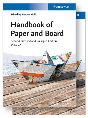 Handbook of Paper and Board: Wiley-VCH
