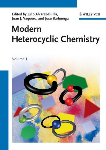 Modern Heterocyclic Chemistry, 4 Volume Set