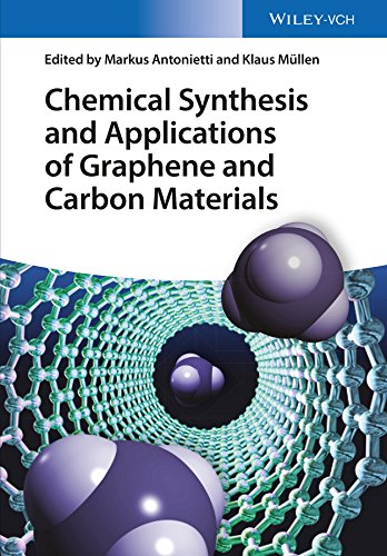 9783527332083: Chemical Synthesis and Applications of Graphene and Carbon Materials