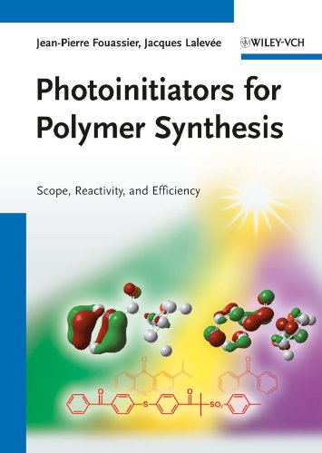 9783527332106: Photoinitiators for Polymer Synthesis: Scope, Reactivity, and Efficiency