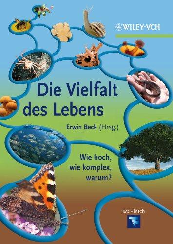 9783527332120: Die Vielfalt des Lebens: Wie hoch, wie komplex, warum (German Edition)