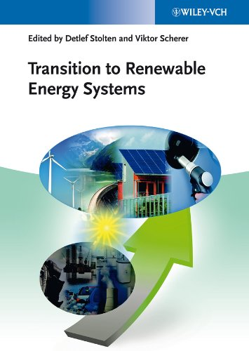 Transition to Renewable Energy Systems: Detlef Stolten