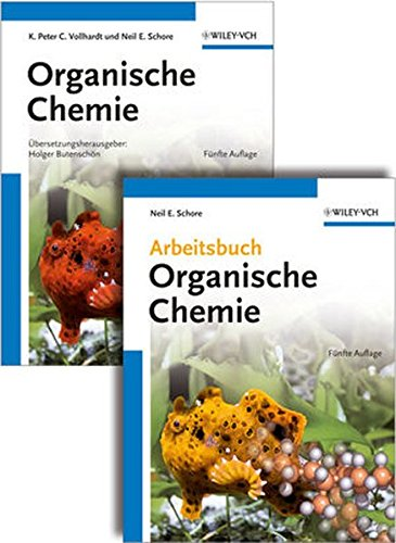 9783527332502: Organische Chemie: Set Aus Lehrbuch Und Arbeitsbuch (English and German Edition)