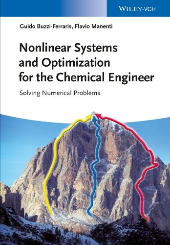 9783527332748: Nonlinear Systems and Optimization for the Chemical Engineer: Solving Numerical Problems