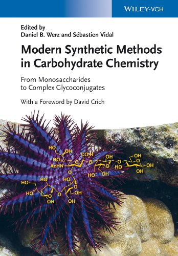 9783527332847: Modern Synthetic Methods in Carbohydrate Chemistry: From Monosaccharides to Complex Glycoconjugates