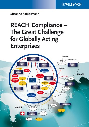 9783527333165: REACH Compliance: The Great Challenge for Globally Acting Enterprises