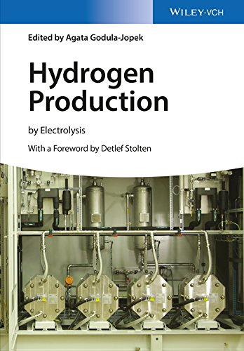 9783527333424: Hydrogen Production: by Electrolysis