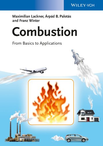 9783527333516: Combustion: From Basics to Applications