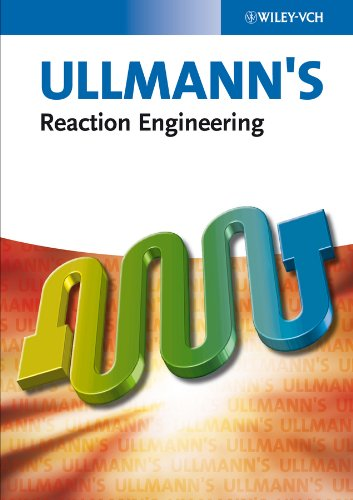 Ullmanns Reaction Engineering, 2 Volumes Set: Wiley-Vch
