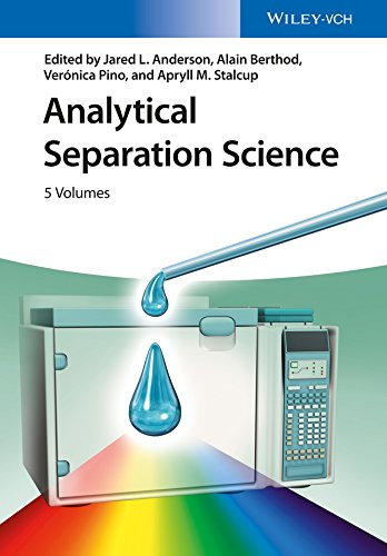 9783527333745: Analytical Separation Science: 5 Volume Set