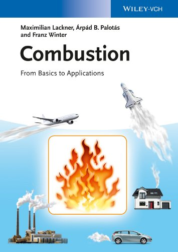 9783527333769: Combustion: From Basics to Applications