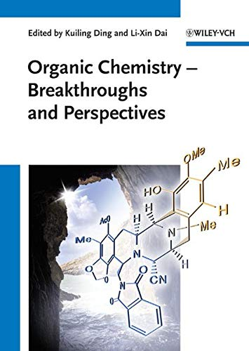 9783527333776: Organic Chemistry: Breakthroughs and Perspectives