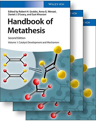 9783527334247: Handbook of Metathesis, 3 Volume Set
