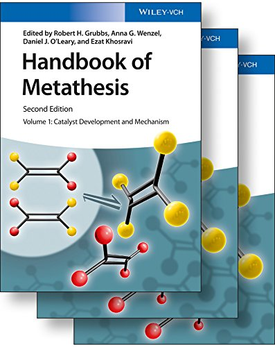 9783527334247: Handbook of Metathesis, 3 Volume Set