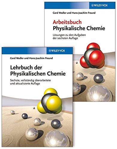 Lehrbuch der Physikalischen Chemie: Gerd Wedler
