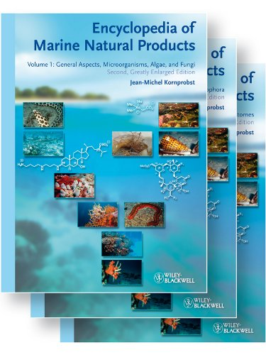 Encyclopedia of Marine Natural Products. 3 volumes: Jean-Michel Kornprobst
