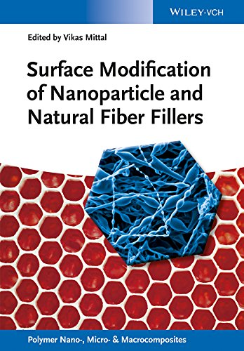 9783527334568: Surface Modification of Nanoparticle and Natural Fiber Fillers (Polymer Nano-, Micro- and Macrocomposites)